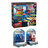 MAGIC TRACKS TURBO RC + Lot de 2 Voitures