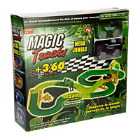 MAGIC TRACKS JUNGLE SET - Circuit de Voitures