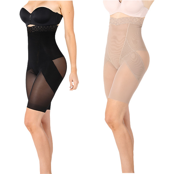 video SILHOUETTE SHAPER - Panty Amincissant x2