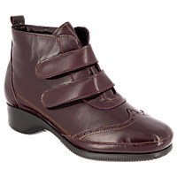 JÜRGEN HIRSCH Bottines Sport Chic Fourrure